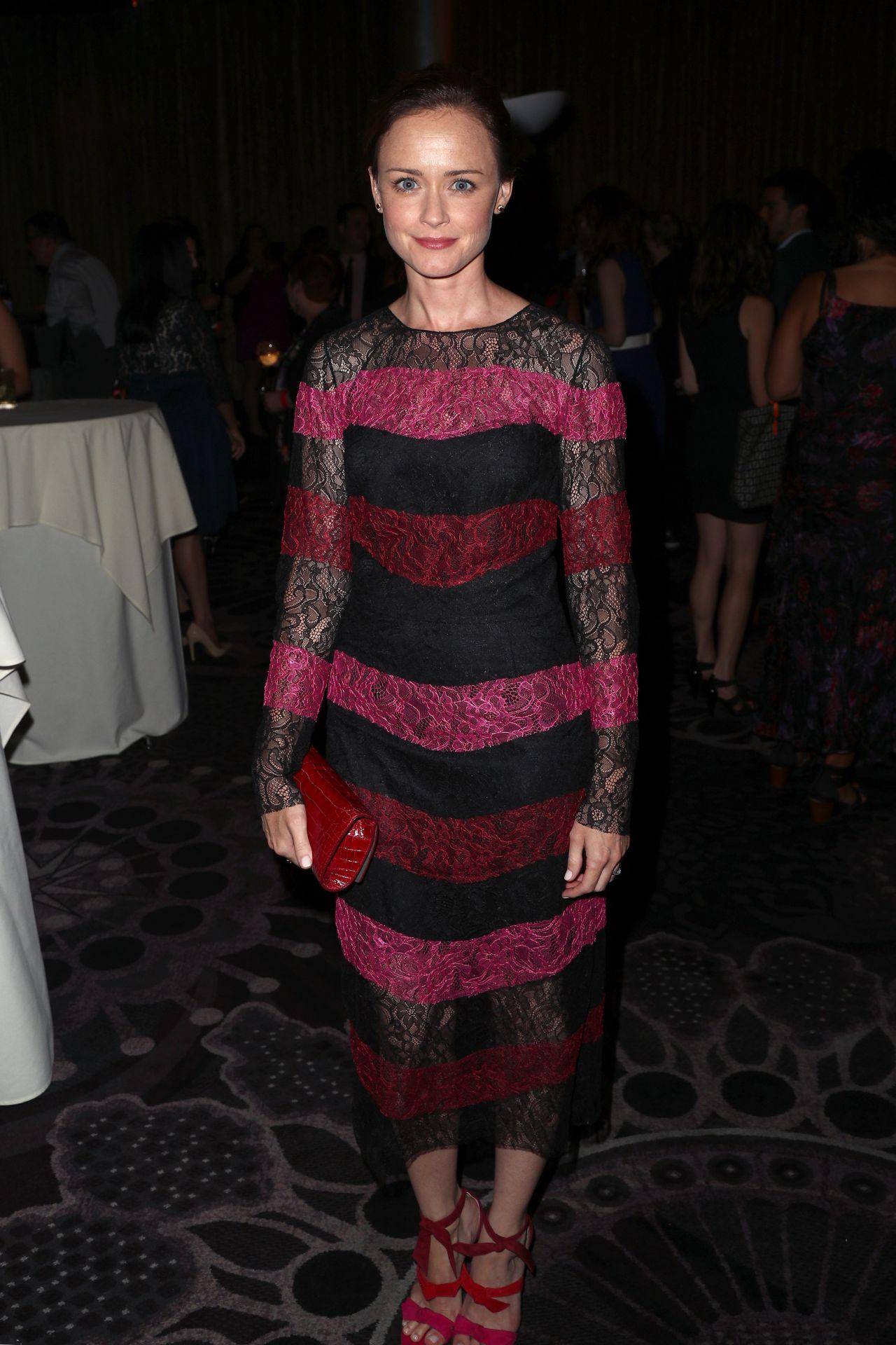 Alexis Bledel – TCA Awards at the TCA Summer Press Tour in ...
