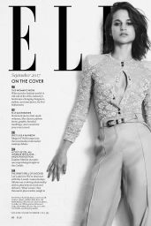 Alicia Vikander - ELLE Magazine US September 2017