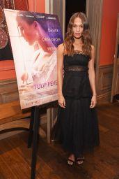 "Alicia Vikander - ""Tulip Fever"" VIP Preview Screening in London 08/13/2017"