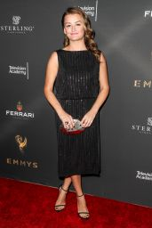 Alison Wright – Emmys Cocktail Reception in Los Angeles 08/22/2017