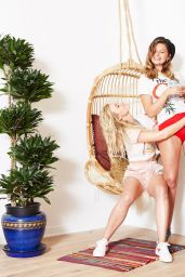 Alyson Aly Michalka & Amanda AJ Michalka - 2017 Playboy Interview Photoshoot