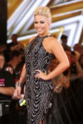 Amelia Lily – Celebrity Big Brother Final Eviction TV Show in Borehamwood 08/25/2017