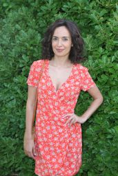 """Amelle Chahbi - """"Coexister"""" Photocall in Angouleme, France 08/26/2017"""