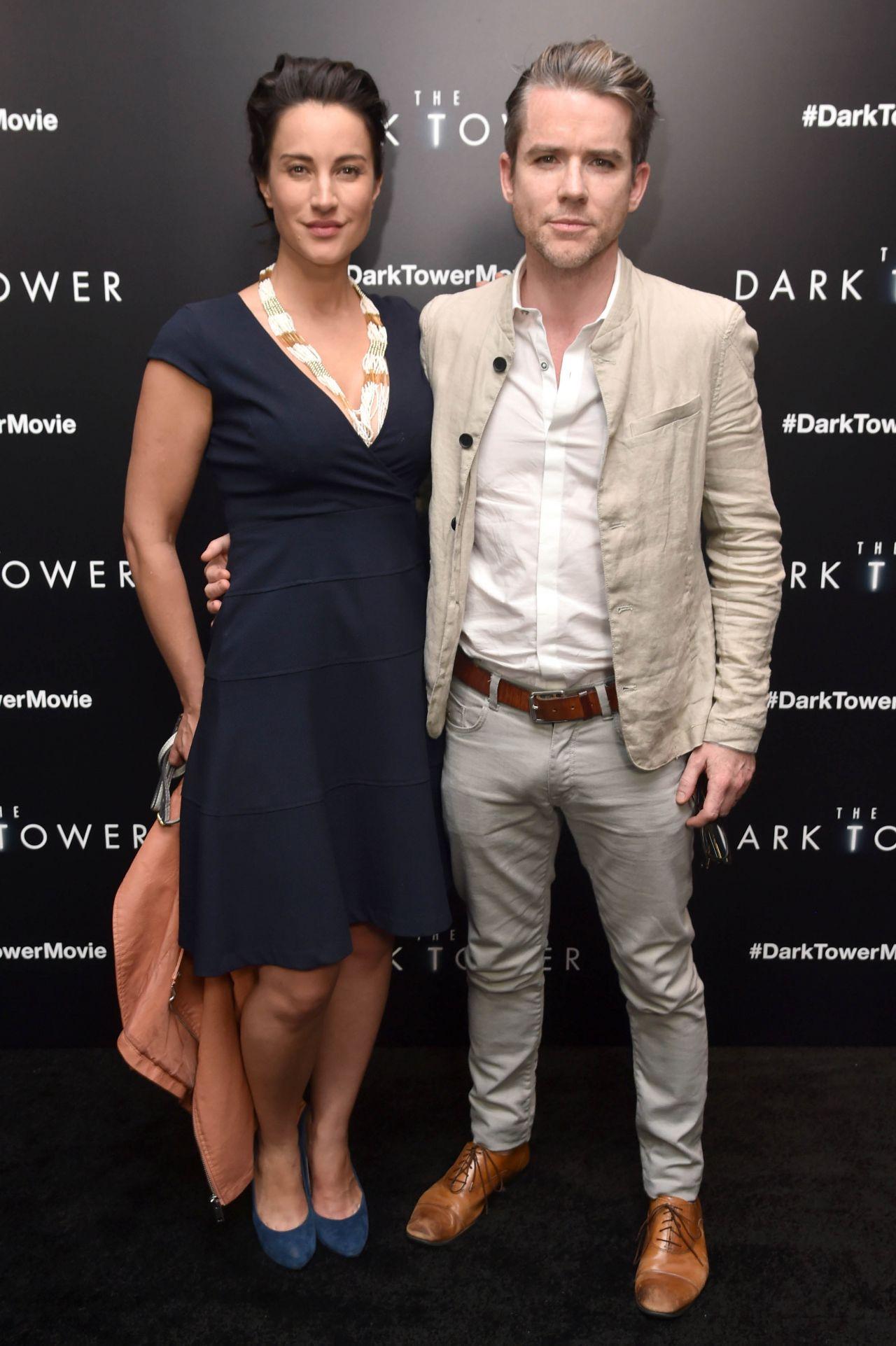 "America Olivo Images america olivo – ""the dark tower"" premiere in new york 07/31/2017"