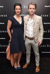 "America Olivo – ""The Dark Tower"" Premiere in New York 07/31/2017"