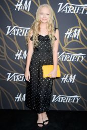 Amiah Miller – Variety Power of Young Hollywood in LA 08/08/2017