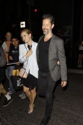 """Amy Adams and Darren Le Gallo - Go to See """"Hamilton"""