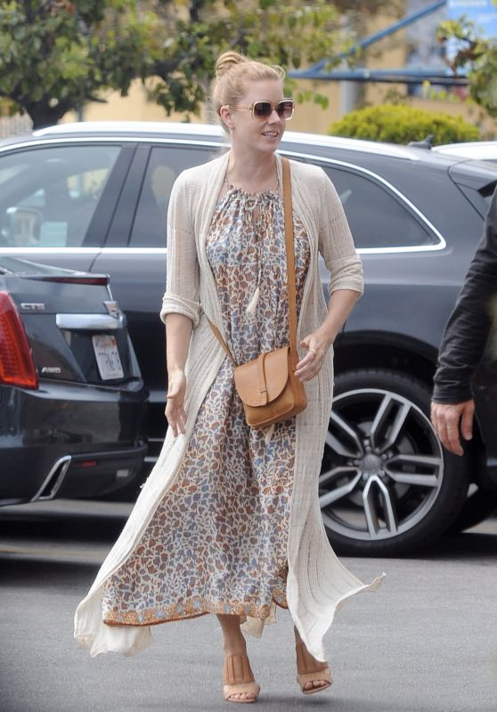 Amy Adams - Out in Santa Monica 08/27/2017