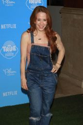 "Amy Davidson – ""True And The Rainbow Kingdom"" TV Show Premiere in LA 08/10/2017"