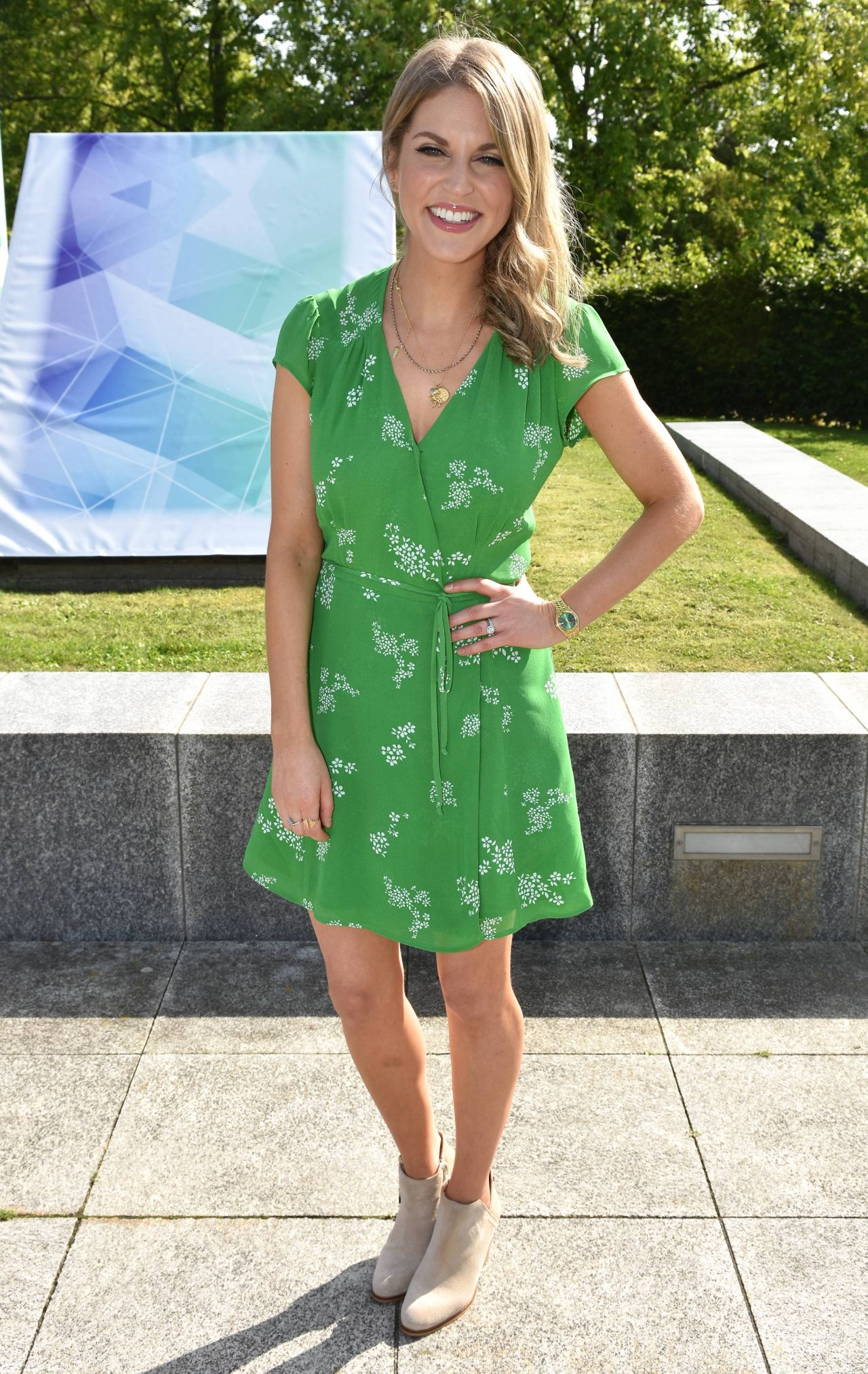 Amy Huberman – RTE New Season Launch in Dublin, Ireland 08/24/2017