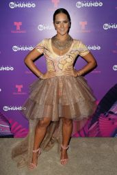 "Ana Lorena Sanchez – ""Premios Tu Mundo"" in Miami 08/24/2017"