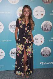 Andrea Molina – Universal Music Festival in Madrid, Spain 07/28/2017