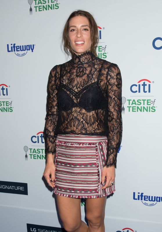 Andrea Petkovic – Taste of Tennis Party in New York 08/24/2017