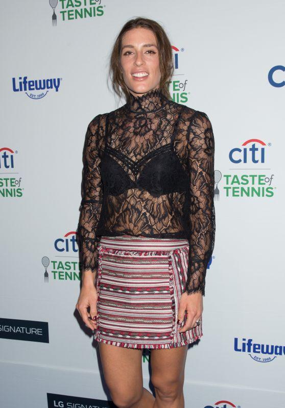 Andrea Petkovic – Taste of Tennis Party in New York 08/24/2017