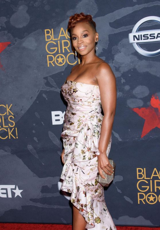 Anika Noni Rose – BET Black Girls Rock in Newark 08/05/2017