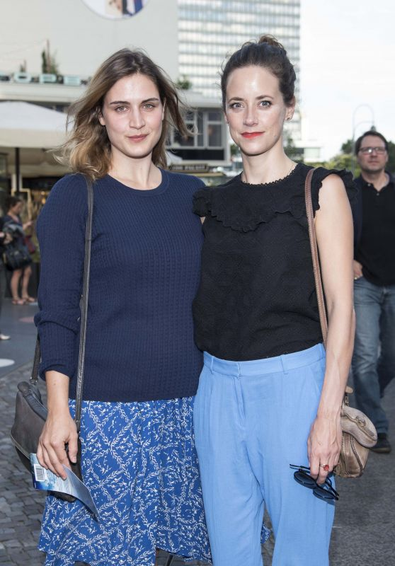 """Anja Knauer and Morgane Ferru – """"An Inconvenient Sequel: Truth to Power"""" Premiere in Berlin 08/08/2017"""