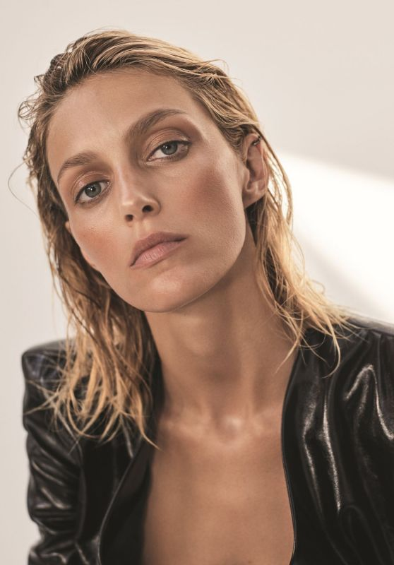 Anja Rubik - Photoshoot for Madame Figaro August 2017