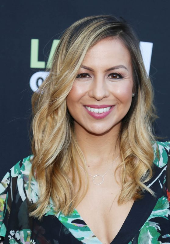 Anjelah Johnson – Lionsgate Laugh Out Loud Network Party in LA 08/03/2017