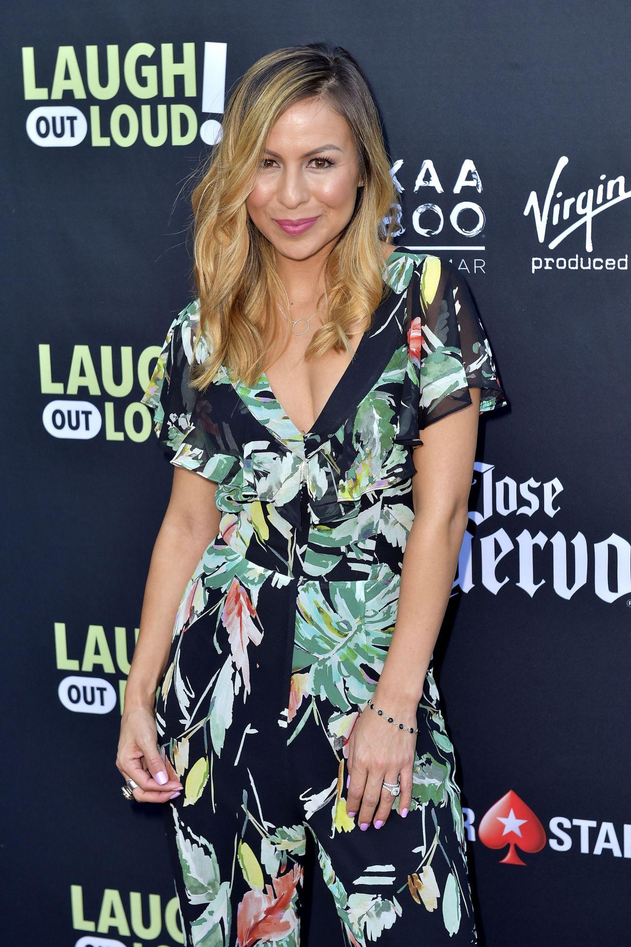 Anjelah Johnson – Lionsgate Laugh Out Loud Network Party ...