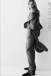 Anna Ewers - Vogue Magazine Brasil August 2017 Issue