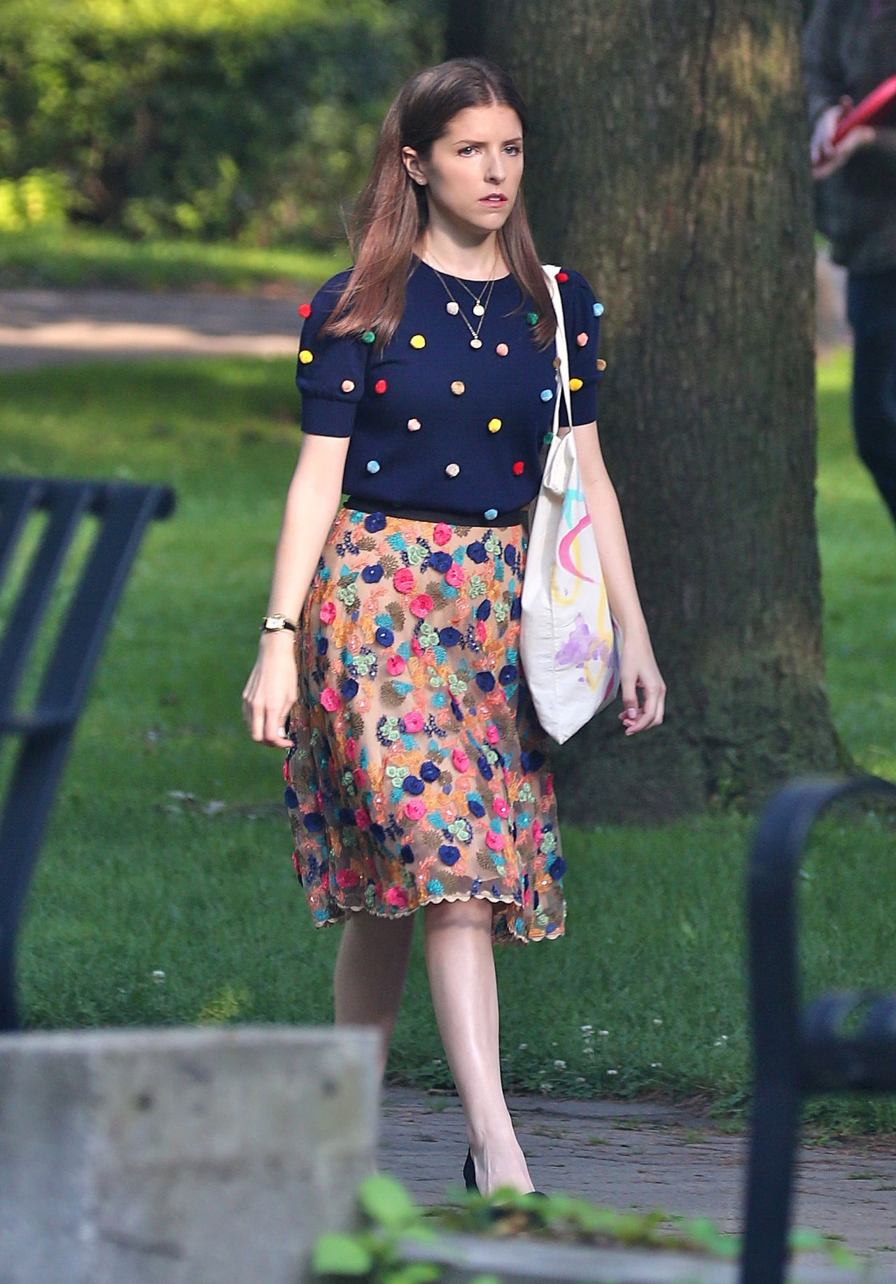 Anna Kendrick Quot A Simple Favor Quot Movie Set In Toronto 08