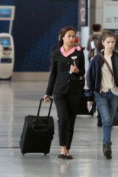 Anna Kendrick - Toronto Airport in Toronto 08/18/2017