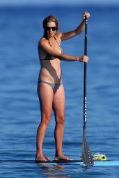Anna Rawson in Bikini - Paddle Boarding in Hawaii 08/08/2017