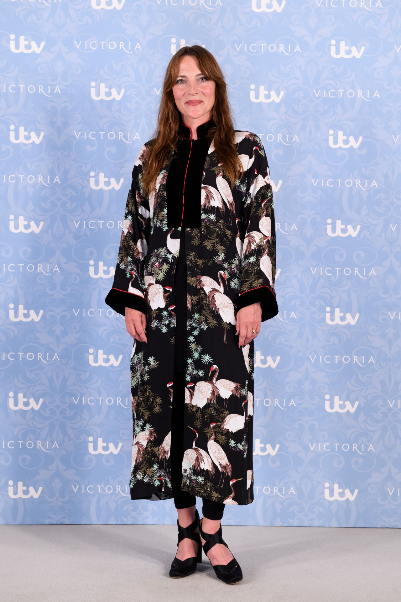 Anna Wilson Jones Victoria Tv Show Season 2 Photocall