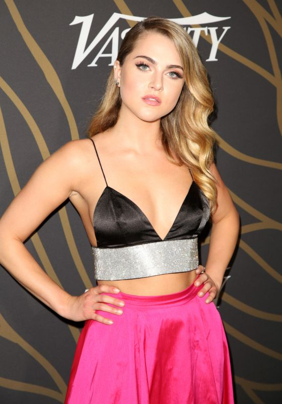 Anne Winters – Variety Power of Young Hollywood at TAO Hollywood in LA 08/08/2017