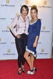 Anouschka Renzi & Chiara Moon Horst - Liz Malraux Fashion Show in Hamburg 08/03/2017