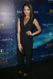 """Aparna Brielle - """"Valley Of Bones"""" World Premiere in Hollywood 08/24/2017"""