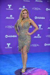 "Aracely Arambula – ""Premios Tu Mundo"" in Miami 08/24/2017"