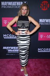 Ari Graynor - Mayweather vs McGregor Pre-Fight VIP Red Carpet in Las Vegas 08/26/2017