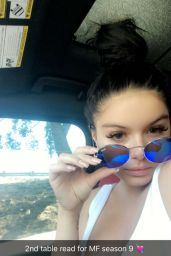 Ariel Winter – Social Media Pics 08/23/2017