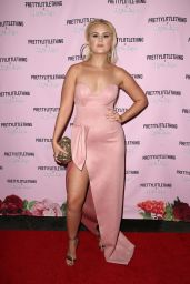 Ashlee Keating – PrettyLittleThing x Olivia Culpo Collection Launch in LA 08/17/2017