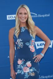Ashley Brewer – Ping Pong 4 Purpose at Dodger Stadium in Los Angeles 07/27/2017