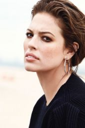 Ashley Graham - Photoshoot for UK Vogue 2017