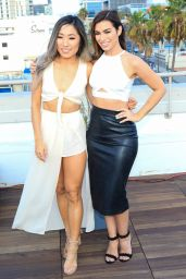 Ashley Iaconetti – Showpo US Launch Party in Los Angeles 08/24/2017