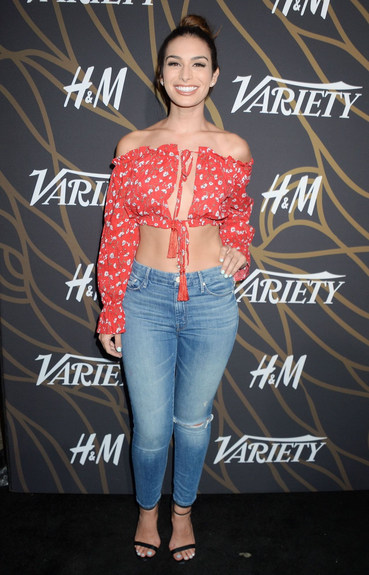Ashley Iaconetti Variety Power Of Young Hollywood In La