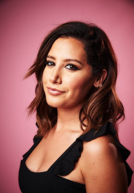 Ashley Tisdale – Variety Portrait Studio at Beautycon Festival in LA 08/12/2017