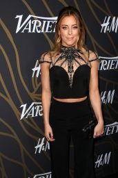 Ashley Wagner – Variety Power of Young Hollywood in LA 08/08/2017