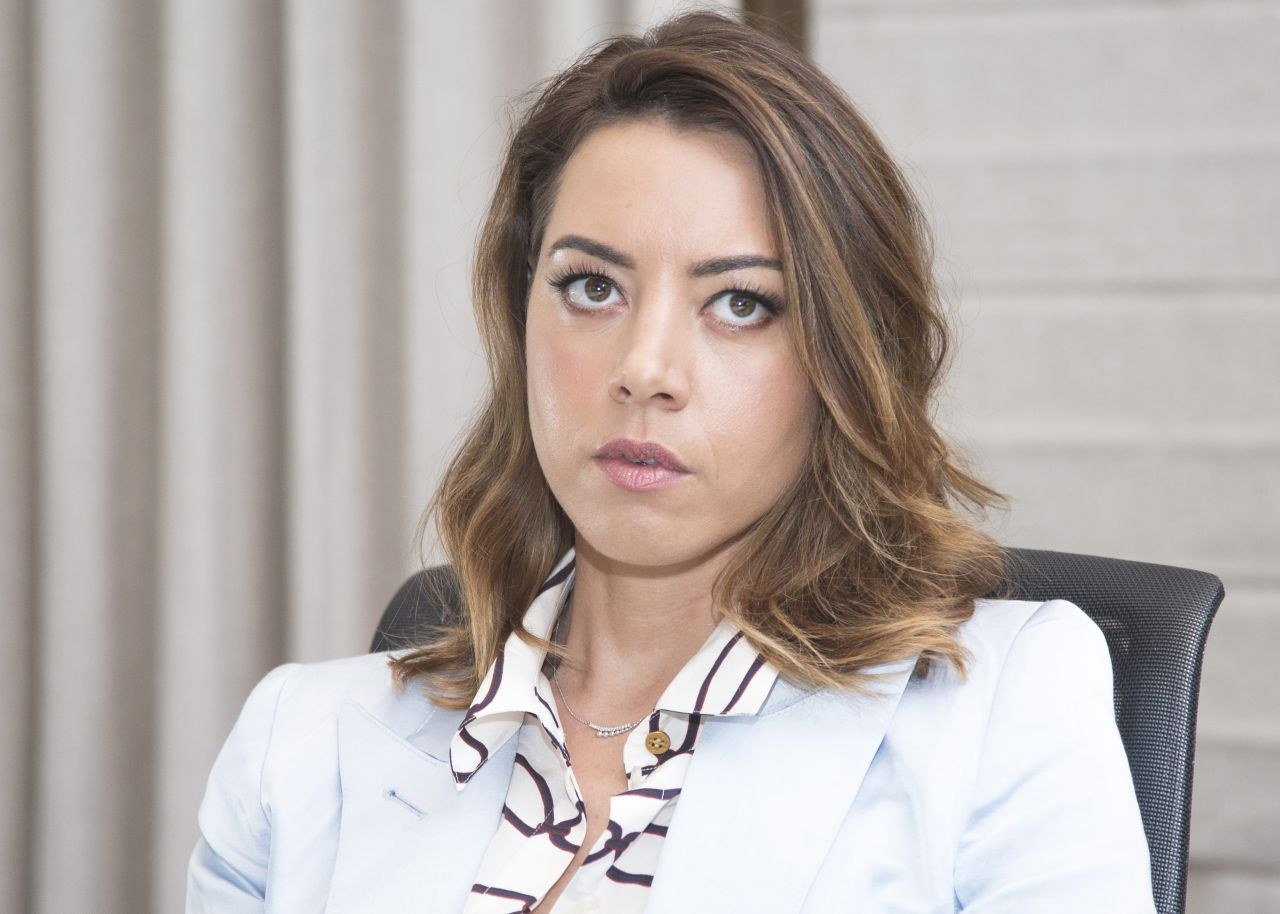 Aubrey Plaza Ingrid Goes West Press Conference In Hollywood 08