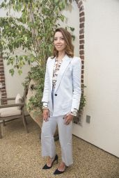 """Aubrey Plaza - """"Ingrid Goes West"""" Press Conference in Hollywood 08/10/2017"""