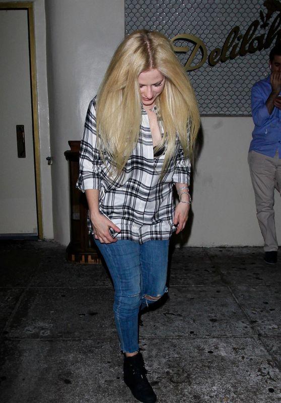 Avril Lavigne - Leaving Delilah