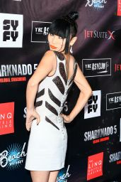"Bai Ling – ""Sharknado 5: Global Swarming"" Premiere in Las Vegas 08/06/2017"