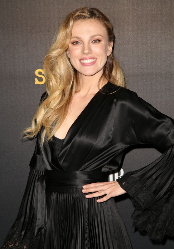 """Bar Paly – """"Get Shorty"""" Premiere in Los Angeles 08/10/2017"""