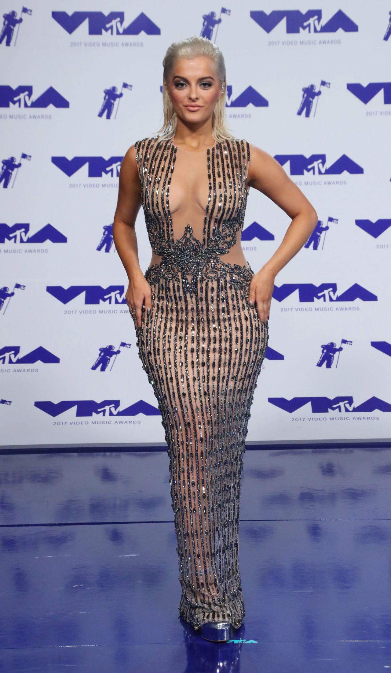 Bebe Rexha Mtv Video Music Awards In Los Angeles 08 27 2017