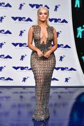 Bebe Rexha – MTV Video Music Awards in Los Angeles 08/27/2017