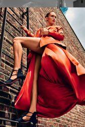 Bella Hadid - Harper's Bazaar China, September 2017