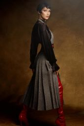 Bella Hadid - Vogue Arabia September 2017